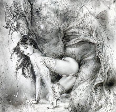 эротические рисунки фото