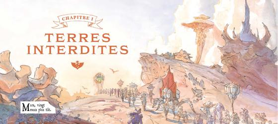Le Château des Étoiles, Gazette Interplanétaire n° 13 - YOZONE